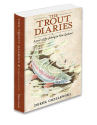 Trout Diaries cover