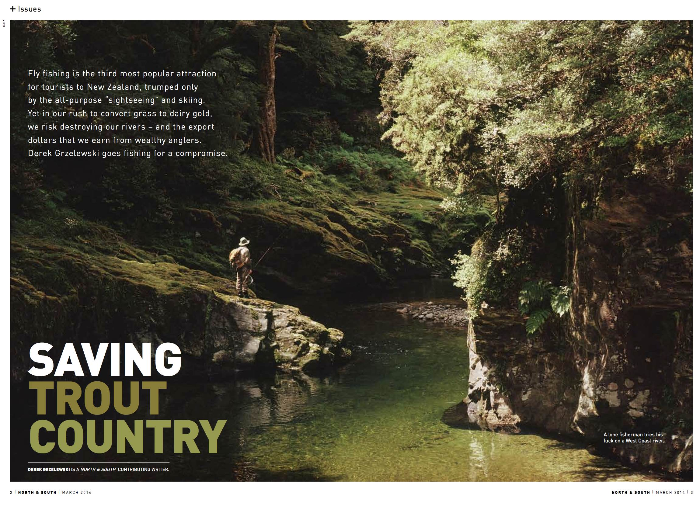 Saving Trout Country 1