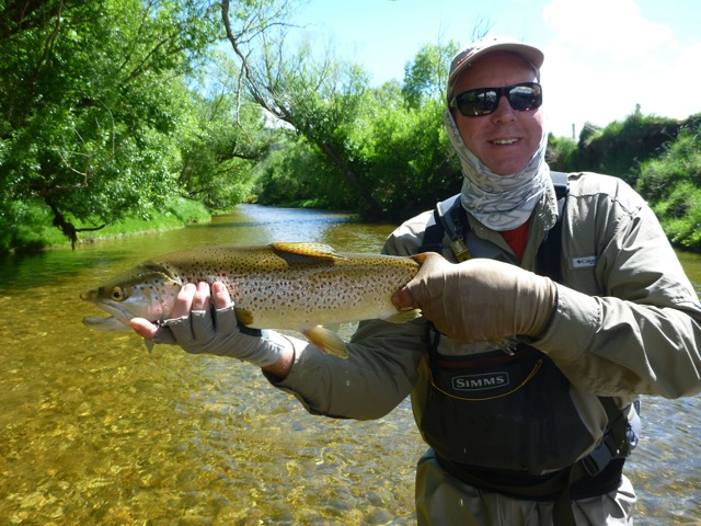 Guided fly fishing in new zealand with derek grzelewski for Fly fishing guides near me