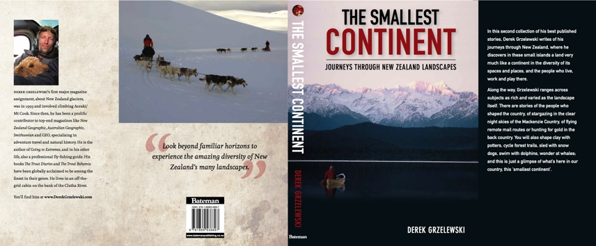 Smallest Continent full cover