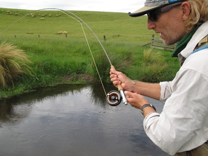 flyfishing NZ