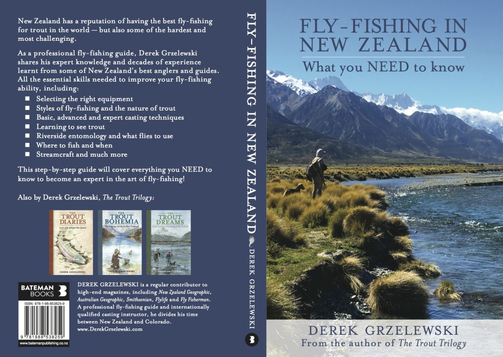 Fly Fishing in New Zealand, What You NEED to Know, by Derek Grzelewski 12