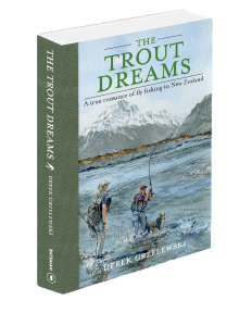 The Trout Dreams, by Derek Grzelewski